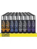 Clipper zapalniczka CANNABIS STRAINS z odmianami ganji