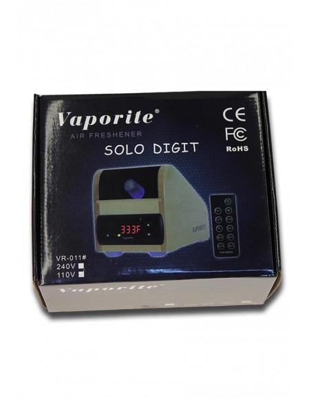 VAPORITE SOLO DIGIT vaporizer stacjonarny z pilotem