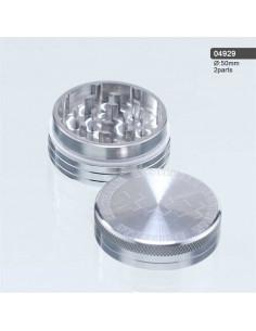Obraz produktu: młynek grinder amsterdam xxx 2 częściowy aluminiowy 50mm