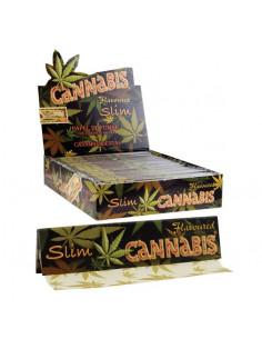 Obraz produktu: cannabis organic hemp bibułki smakowe king size slim