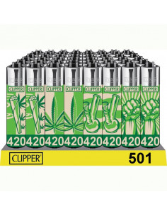 Clipper zapalniczka HIGHLIFE 420
