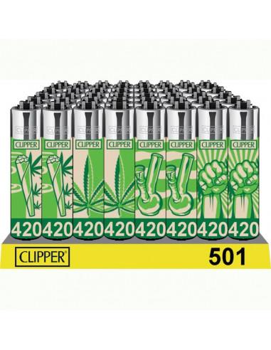 Clipper zapalniczka HIGHLIFE 420