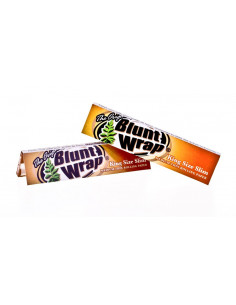 Obraz produktu: blunt wrap medium thin king size slim bibułki unbleached
