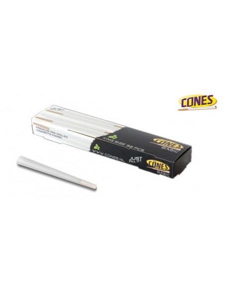 Original CONES 32szt. Gotowych Jointów King size Skręcone Bibułki