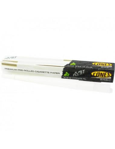 Original CONES 12szt. Gotowych Jointów King size Skręcone Bibułki