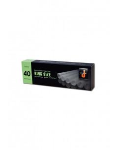 Obraz produktu: cones 40szt. gotowych jointów j-ware skręcone bibułki