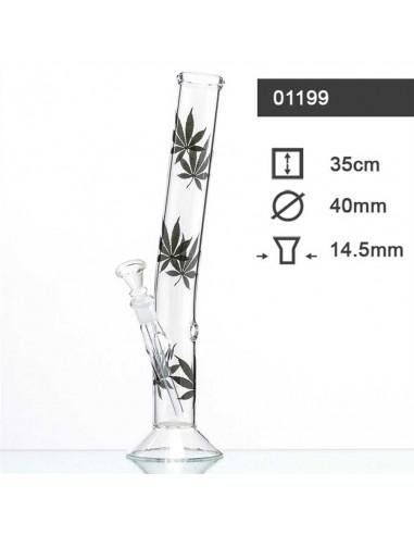 MULTILEAF HANGOVER GLASS Bongo fajka wodna 35cm