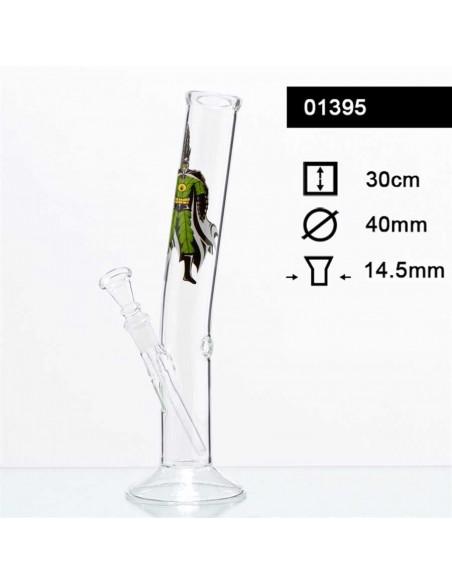 CANNAMAN GLASS Bongo fajka wodna 30cm
