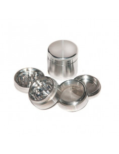 Grinder Grinder Aluminum magnetic 4 parts 40mm