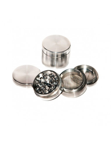 Młynek Grinder Aluminiowy magnetyczny 4 częściowy 50mm