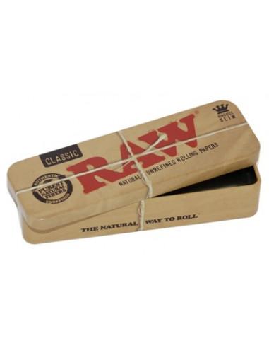 RAW Roll Caddy Pudełko schowek metalowy