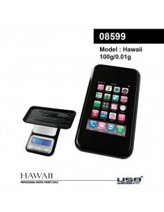 Waga elektroniczna HAWAII w stylu telefonu 0,01g 100g