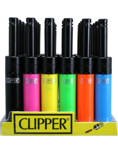Clipper zapalniczka MINI TUBE