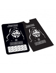 ANONYMOUS V SYNDICATE GRINDER KARTA TARKA
