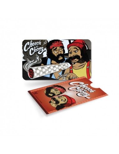 V SYNDICATE CHEECH AND CHONG Quarter Pounder KARTA GRINDER TARKA