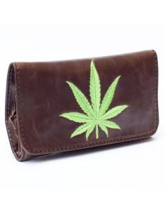 La Siesta Tobbacco Pouch Leaf etui saszetka na tytoń