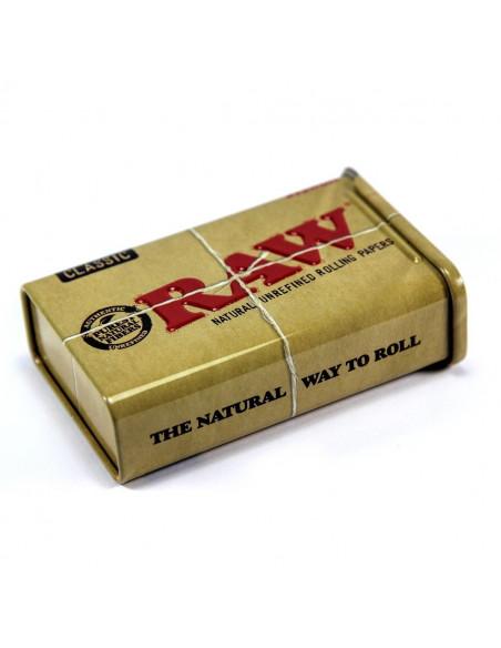 RAW SLIDE TIN - puszka schowek na akcesoria do jointów