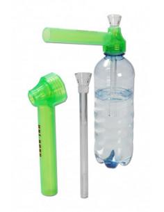 Obraz produktu: uni-bong zrób bongo z każdej butelki przenośny travel bong