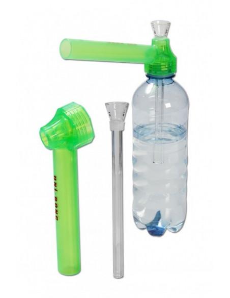 UNI-BONG turn every bottle into a portable travel bong