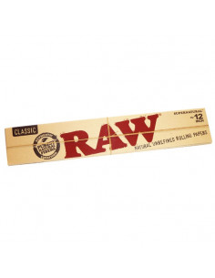 RAW CLASSIC HUGE 12inch (30cm) huge joint papers