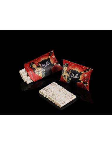 Filtry Rolls Pocket Pack Fire filterki do jointów