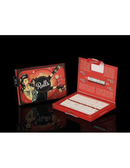 Filtry Rolls VIP XL Pack Classic Fire filterki do jointów