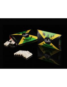 Filtry Rolls VIP Pack Turbo Jamaica filterki do jointów