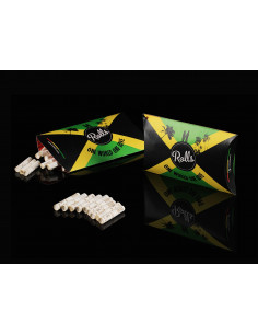 Rolls VIP Pack Turbo Jamaica filters for joint filters