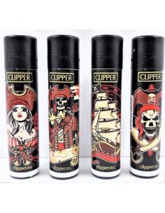 Clipper zapalniczka PIRACI