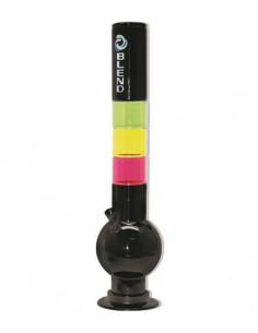 Obraz produktu: bouncer blend rasta akrylowe bongo 30cm fajka wodna nietłukąca się