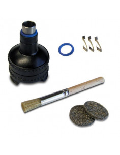 Obraz produktu: easy valve zestaw komora na liquidy volcano z pędzelkiem i akcesoria