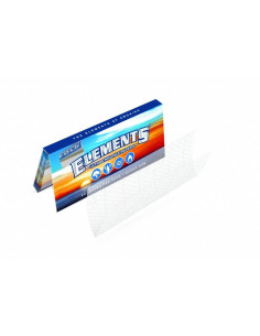 Obraz produktu: elements 1/4 bibułki ultracienkie z papieru ryżowego krótkie