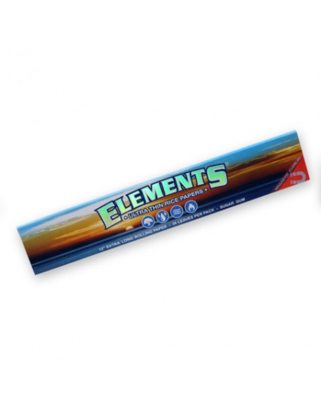 ELEMENTS HUGE 12inch (30cm) ogromne bibułki do jointów