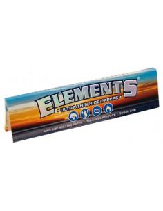 Obraz produktu: elements king size bibułki ultra cienkie bletki z papieru ryżowego