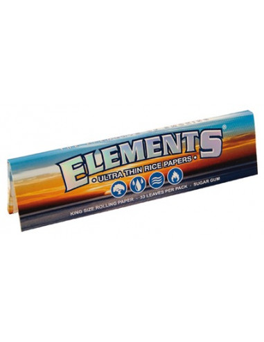 ELEMENTS king size tissue paper ultra-thin rice paper