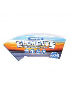 ELEMENTS CONE zakrzywione filterki do jointów perforowane