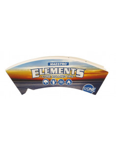 ELEMENTS MAESTRO curved filters for joints, perforated cone