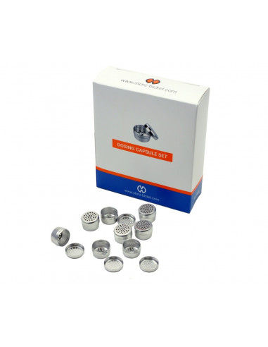 Dosing capsules for herbs 40 pieces Mighty Crafty Storz and bickel