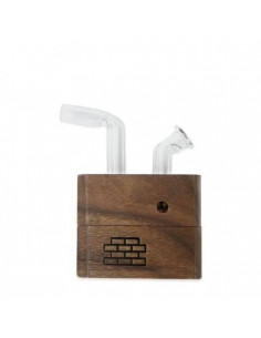 Sticky Brick Junior WALNUT Vaporizer manualny (Original Sticky Brick)