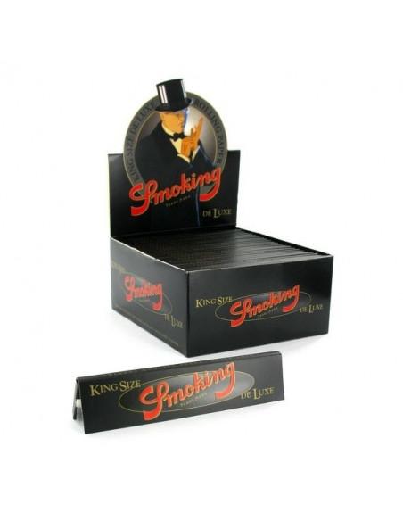 Smoking King Size Deluxe Bibułki