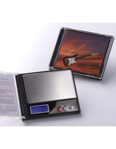 Waga elektroniczna CD Kansas  0,01g 100g do suszu