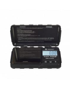 TUFF GREEN Waga Elektroniczna 0,1g x 1000g odporna na uderzenia