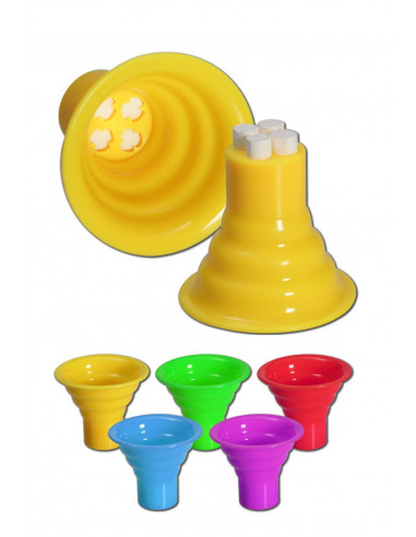 Filtr do bonga fajki wodnej filtruje substancje smoliste i dym