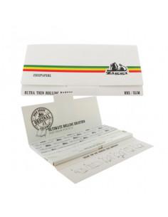 Obraz produktu: ziggi white urs slim ultra thin bibułki z filterkami