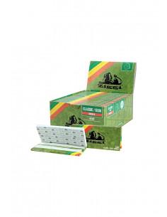 Ziggi DOUBLE HEMP URS king size Slim ultra thin podwójne bibułki z filterkami
