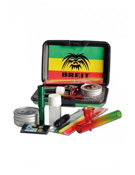 BREIT zestaw imprezowicza pudełko z akcesoriami dla palacza