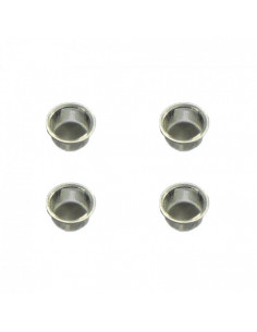 Set of 4 dome screens for Arizer V-tower and Extreme-Q vaporizers