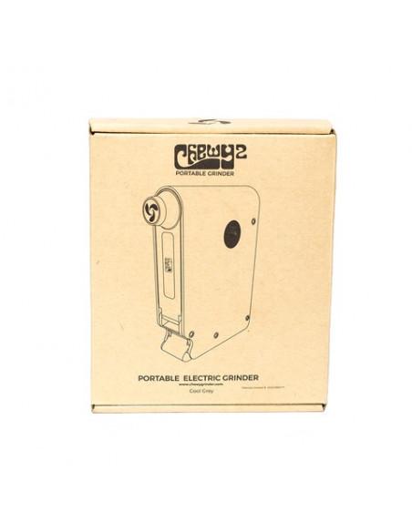 CHEWY 2 - grinder eletkryczny młynek kraszer do ziół