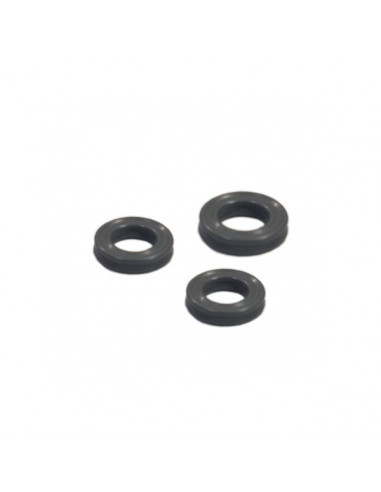 A set of rubber bands for Dynavap VapCap Condenser O-ring kit