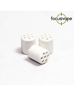 Focusvape PRO - ceramiczne sitka do ustnika vaporizera